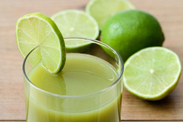 Remova as Manchas com Suco de Limão