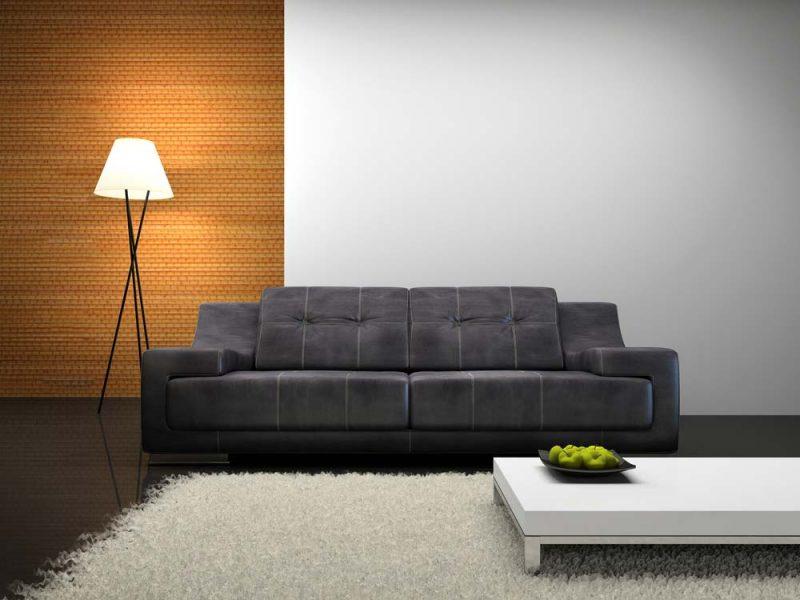 Como limpar sofá