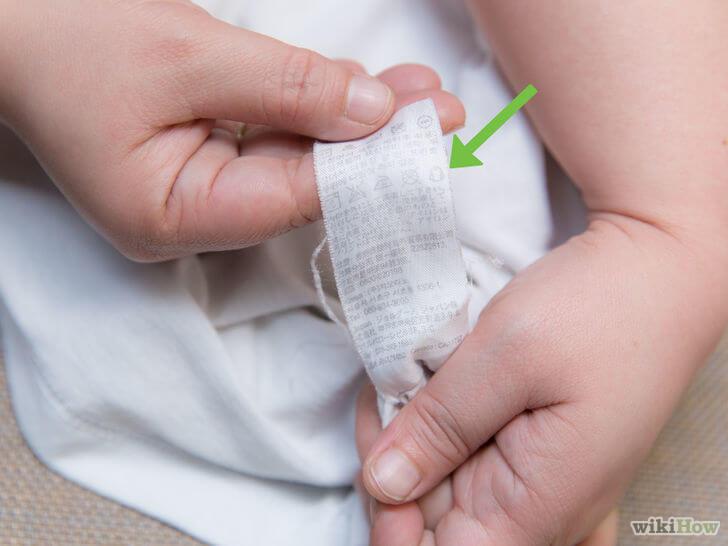 Confira a etiqueta para não causar danos na roupa
