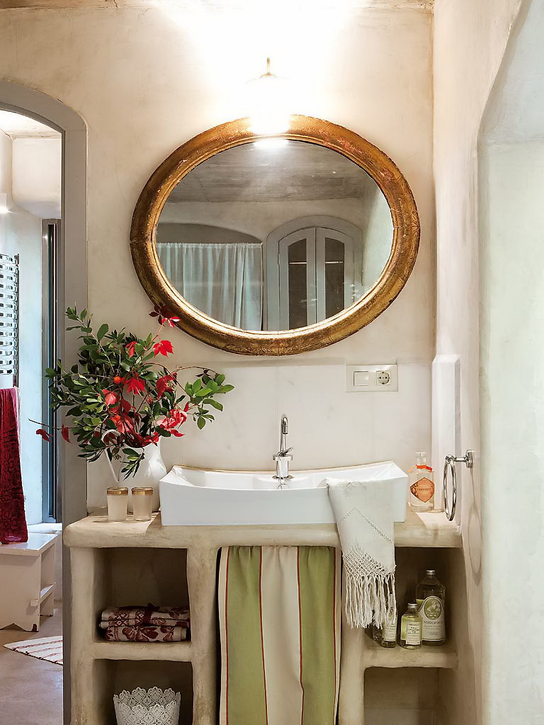 Moldura Para Espelho de Banheiro