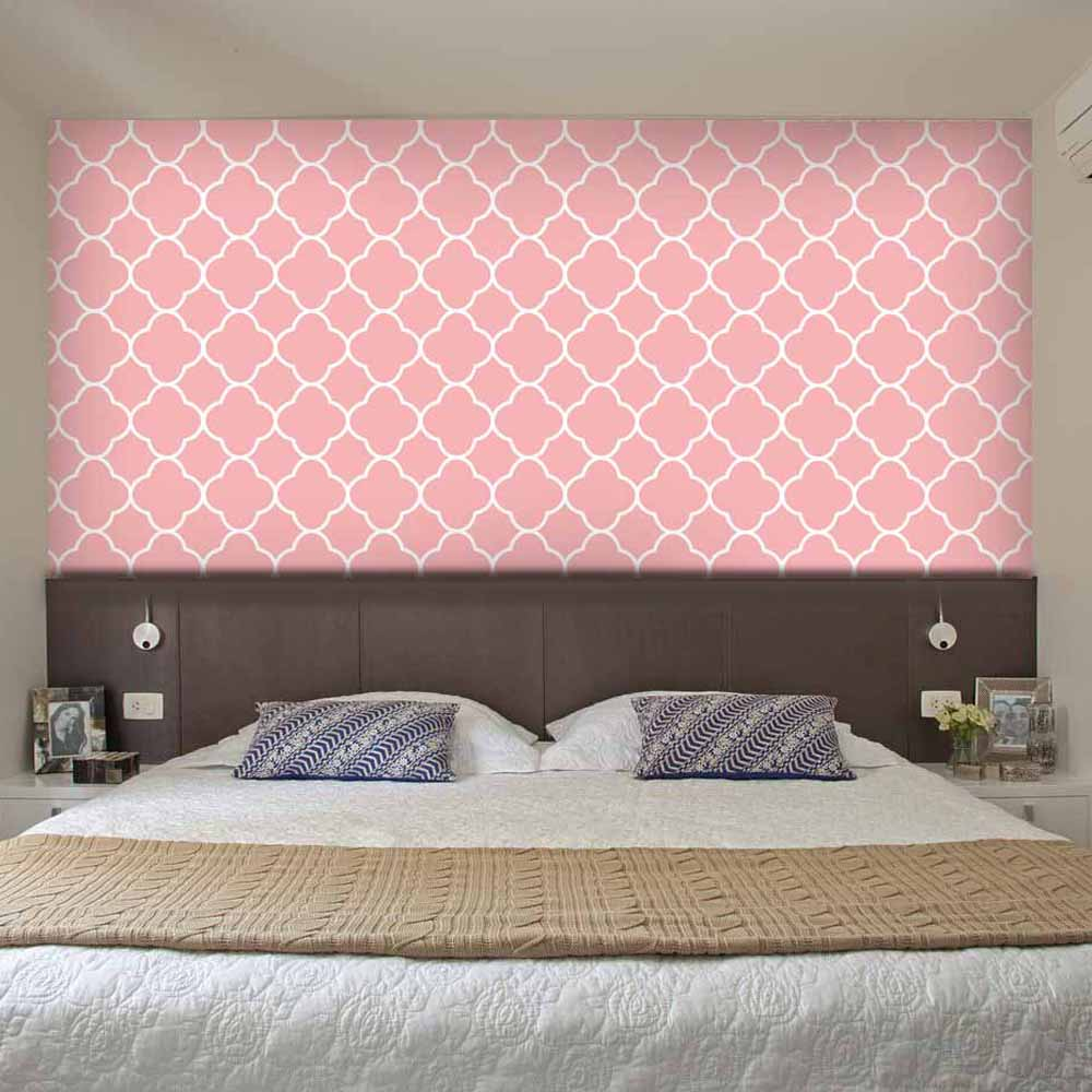 cores para quarto de casal rosa