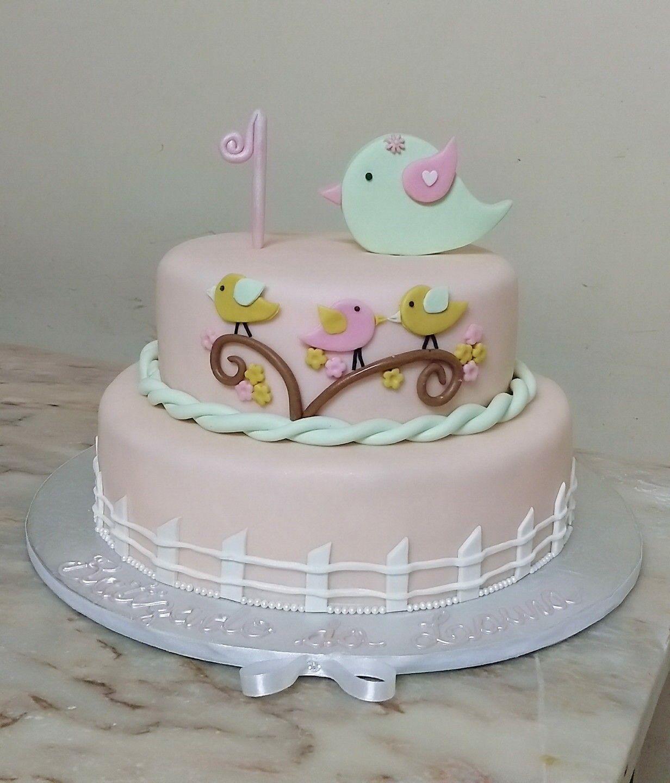 bolo mesversário simples