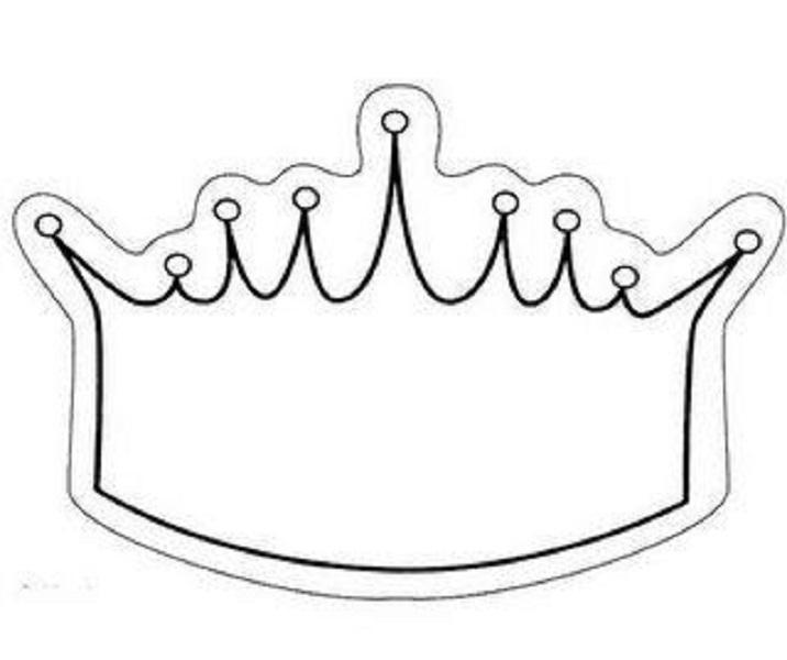 Molde de Coroa de Rei