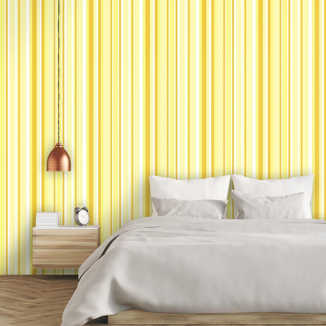 Tons de Amarelo Para Quarto