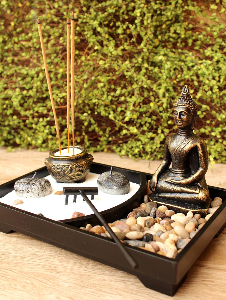 Acessórios Para Jardim Zen