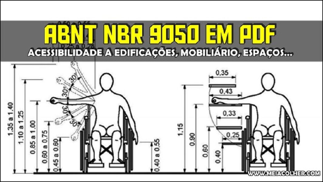 Norma NBR 9050 PDF
