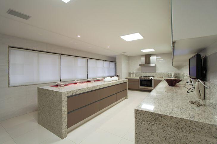 Granito Siena na Cozinha