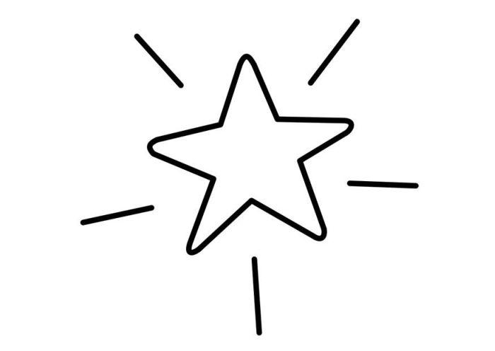Molde de Estrela pequena