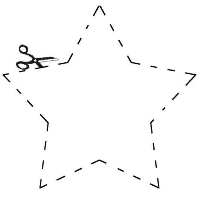 Molde de estrela de EVA