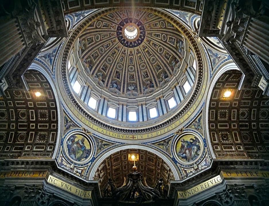 arquitetura barroca Itália