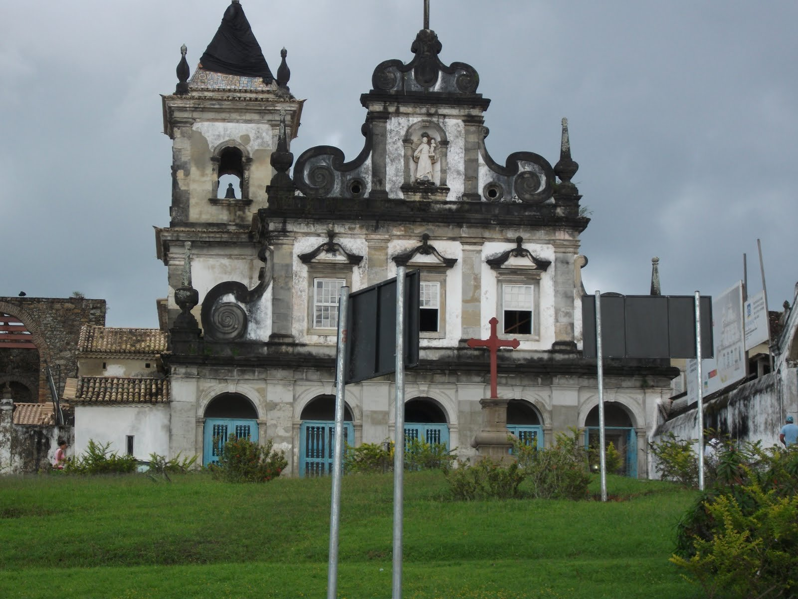 arquitetura barroca no Brasil