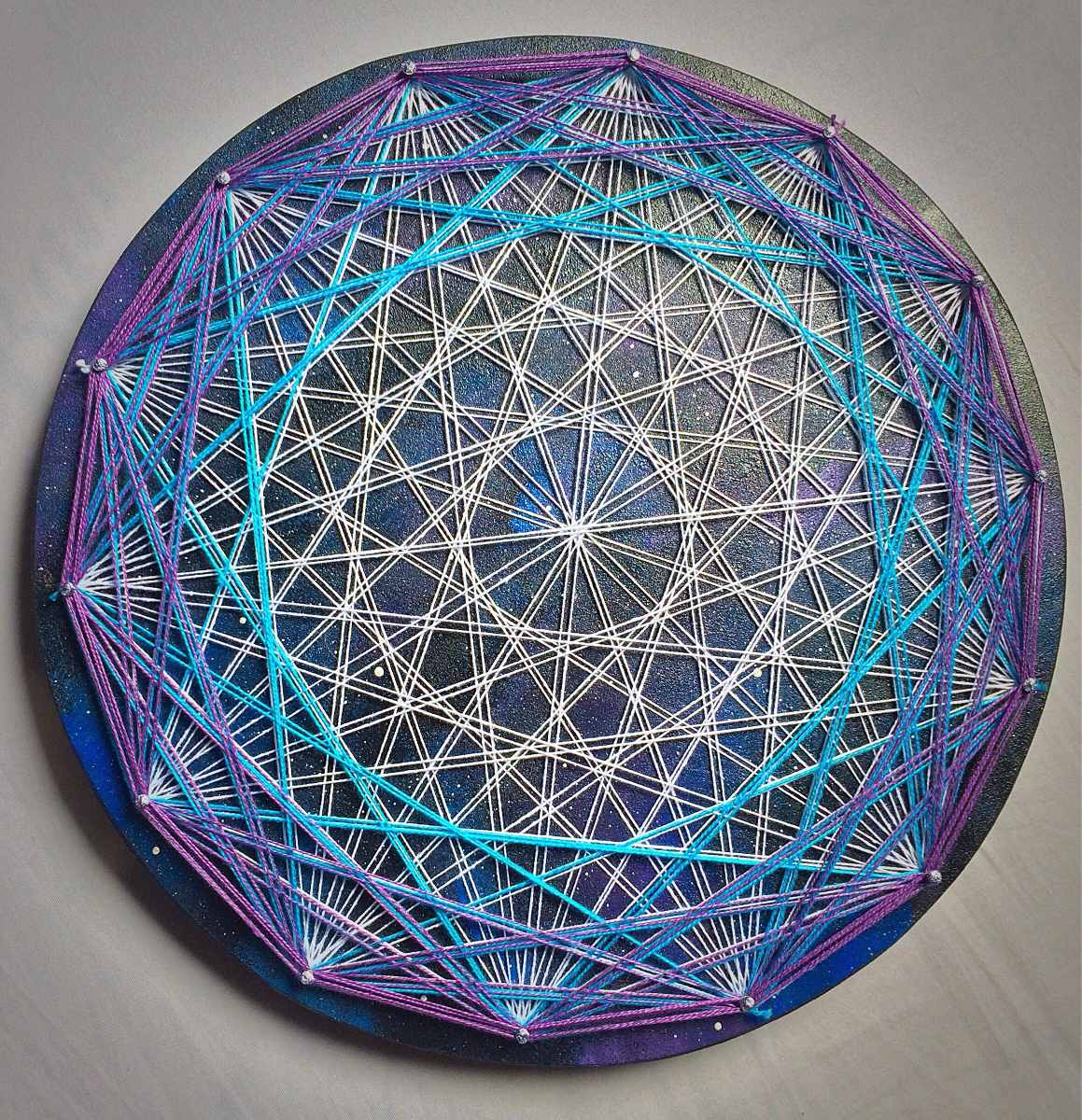 Mandalas e String Art