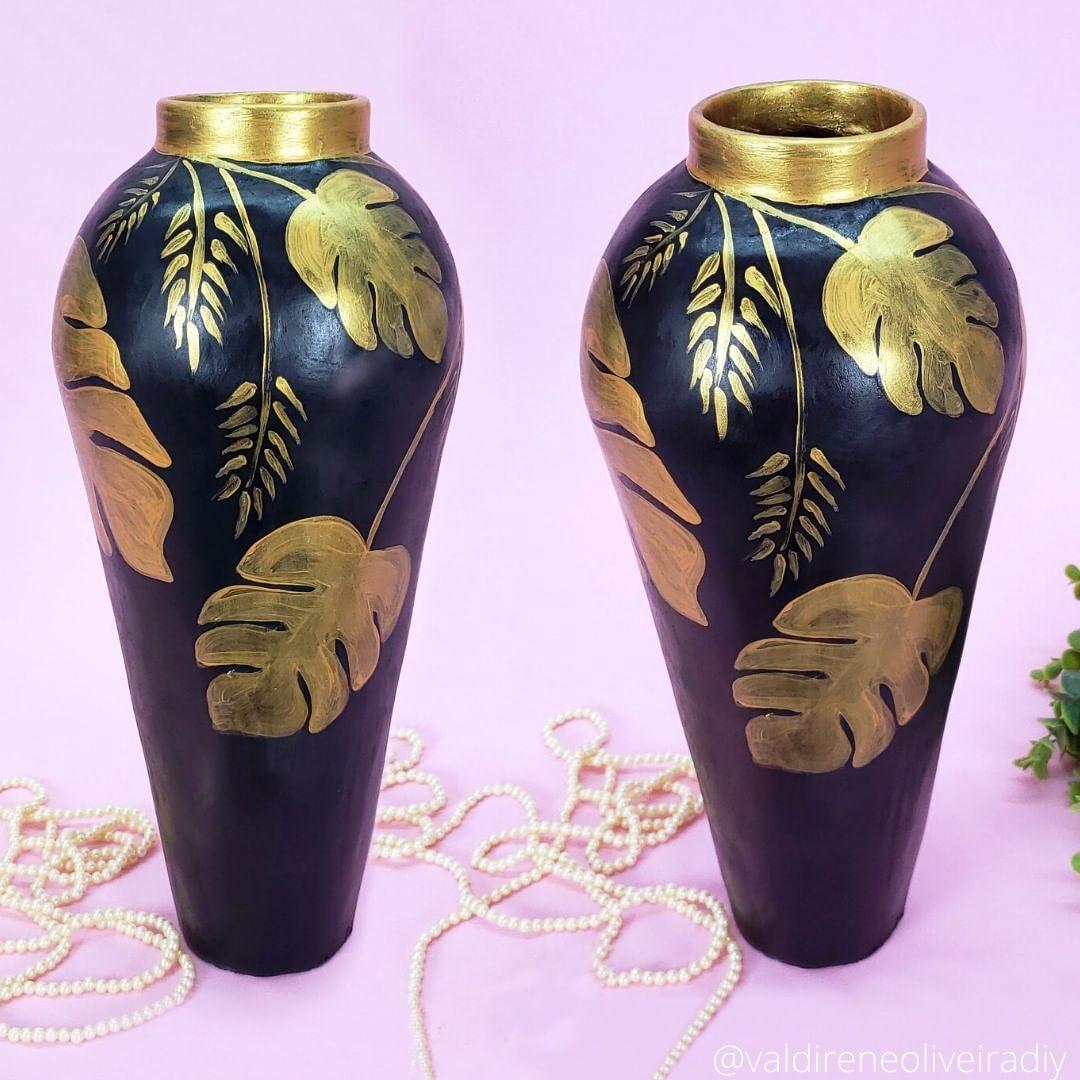 Vasos de Papietagem