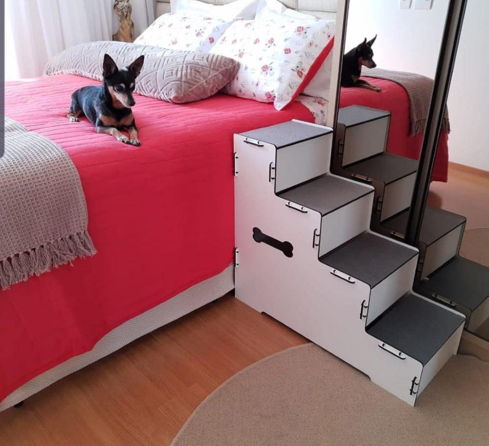 Modelos de Escada Para Cachorro