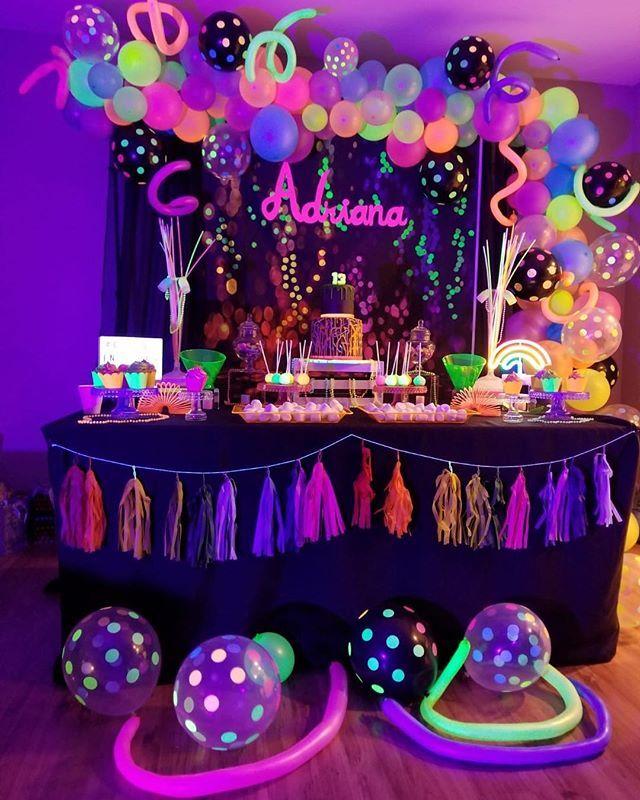 Festa de 18 anos feminina