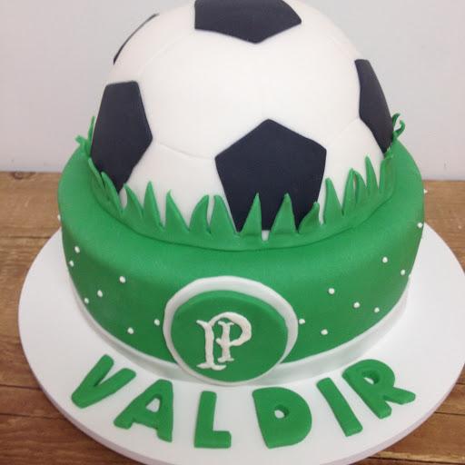 Mini Bolo Do Palmeiras