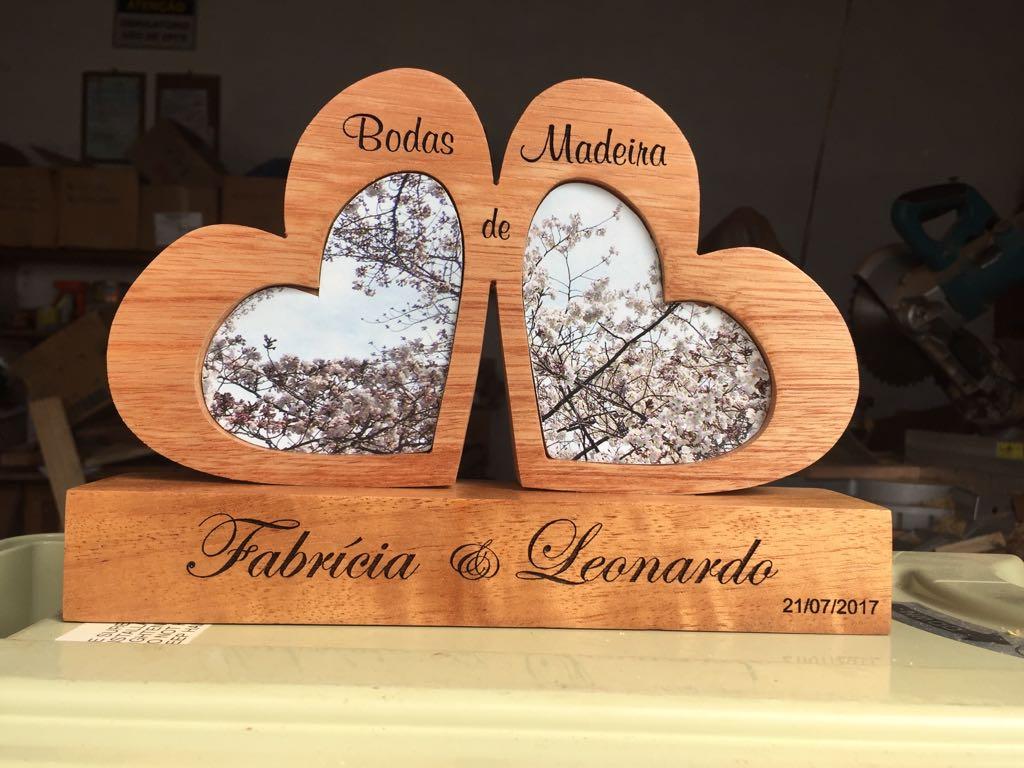 Presentes Para Bodas de Madeira
