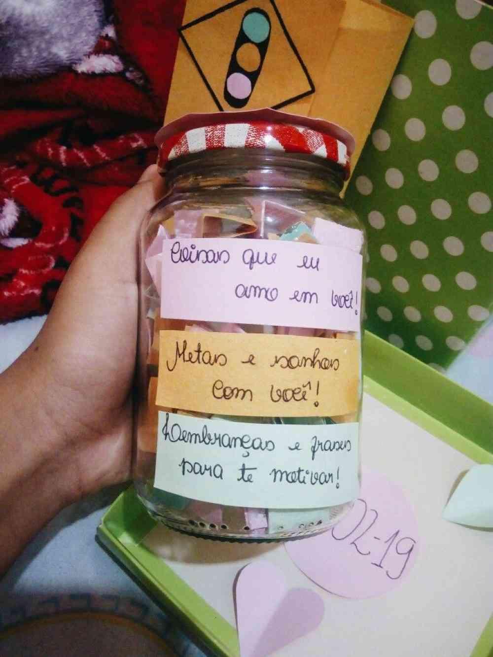 Frases Para Pote do Amor