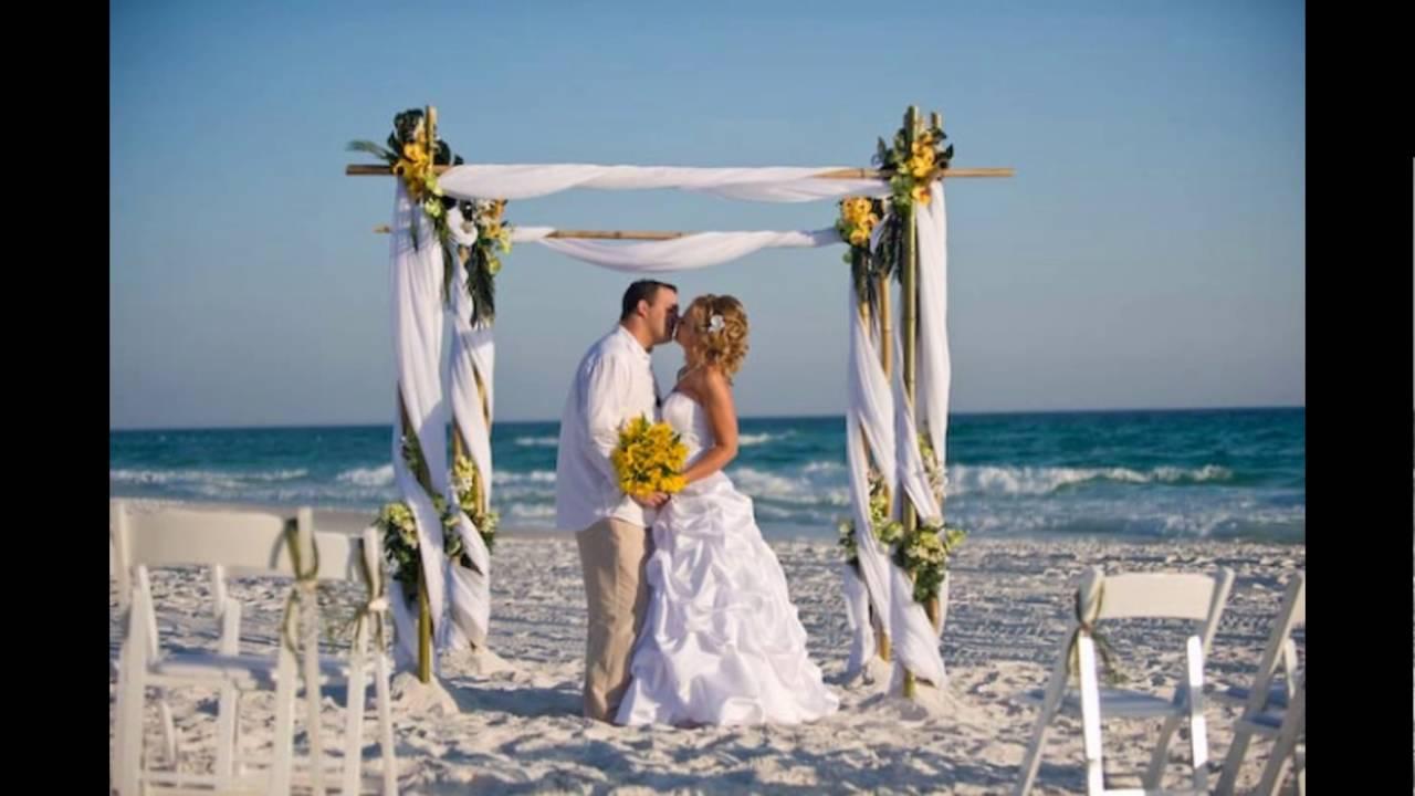 Decoracao De Casamento Na Praia Simples