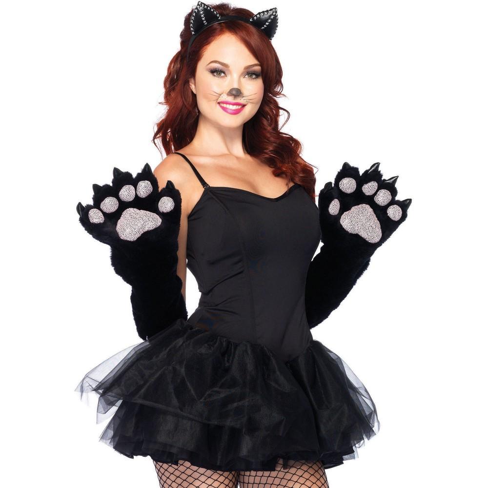 Fantasia de Mulher Gato Criativa