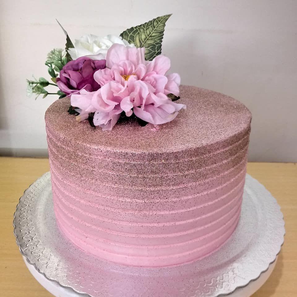 Glow Cake Rosa