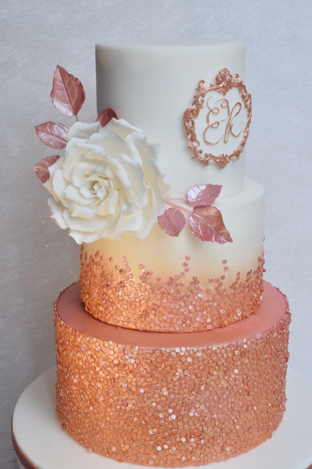 Glow Cake Rose Gold