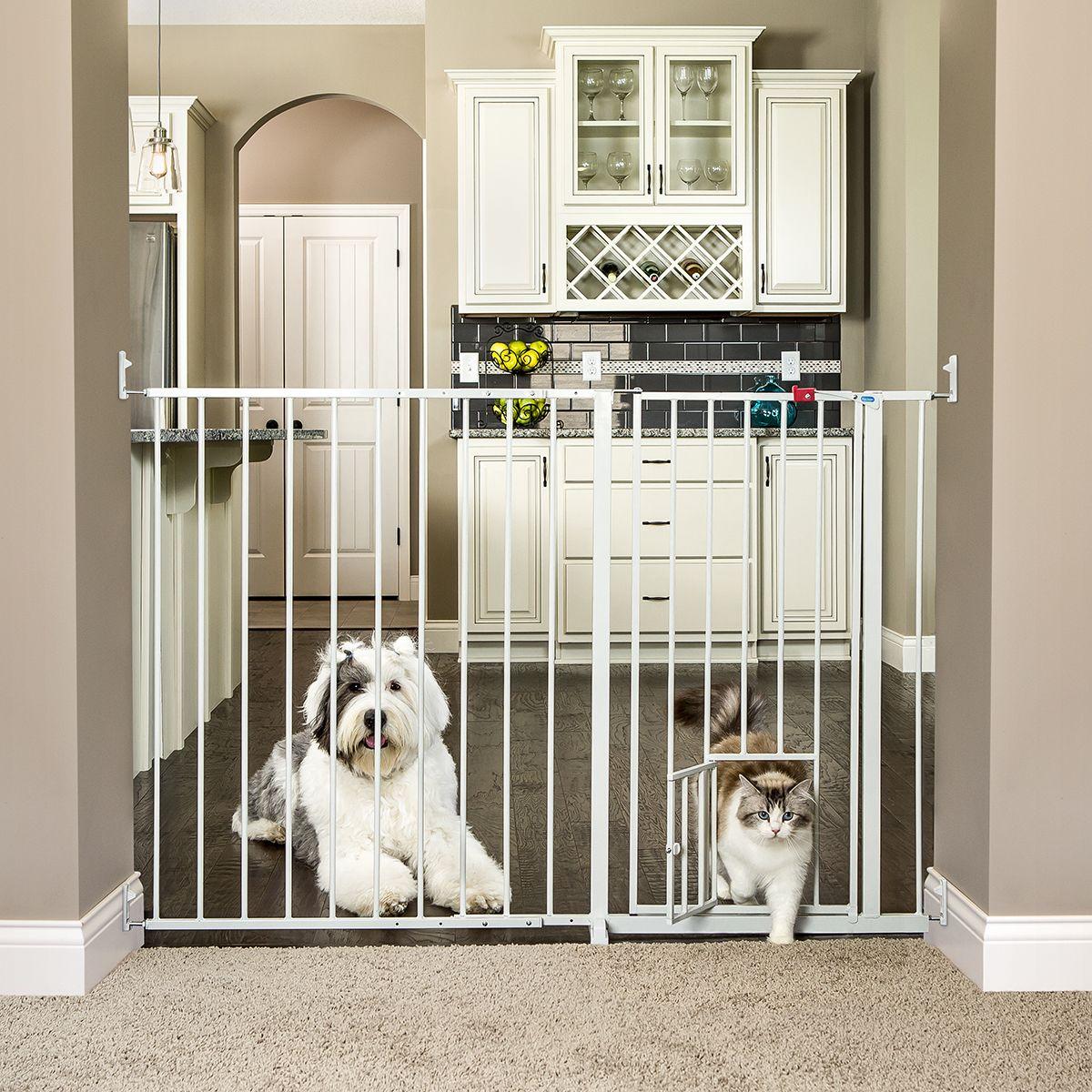 Portão para cachorro metal