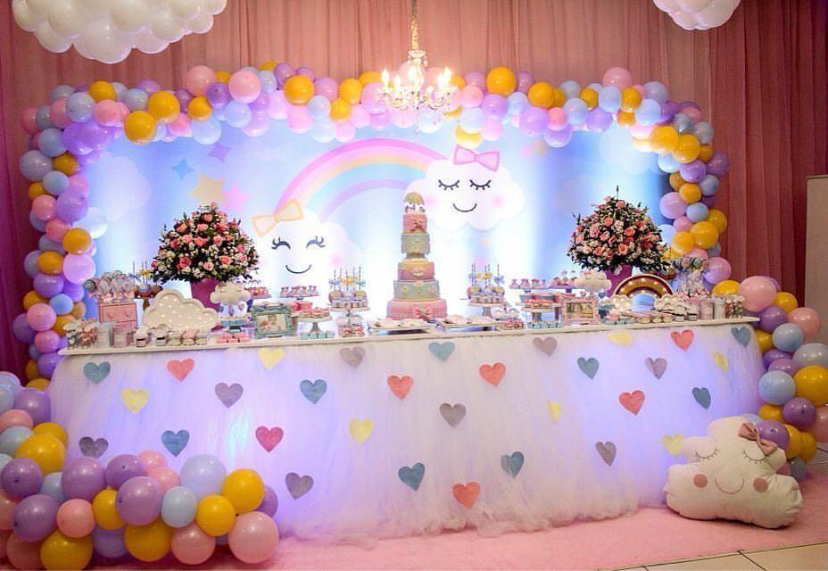 Festa Chuva Do Amor luxo