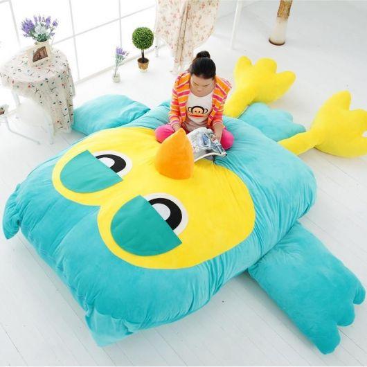 Puffs Gigantes Infantil
