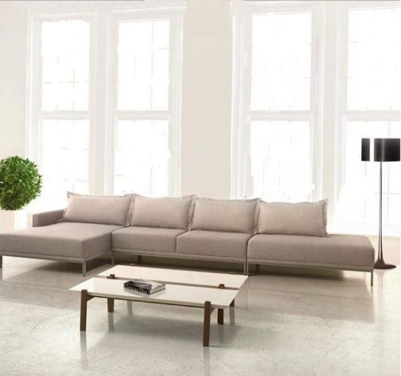 Sofa Grande De 6 Lugares