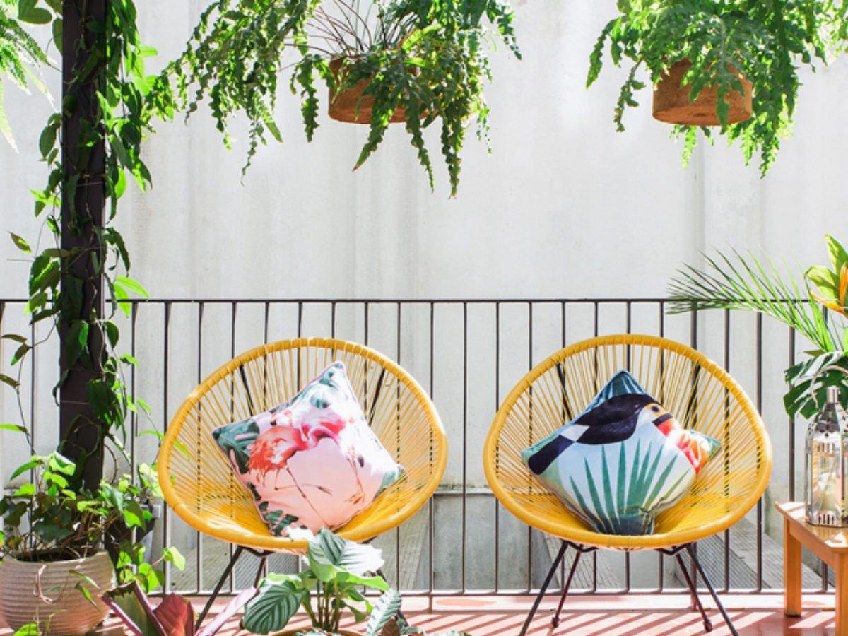 Cadeira Acapulco Colorida