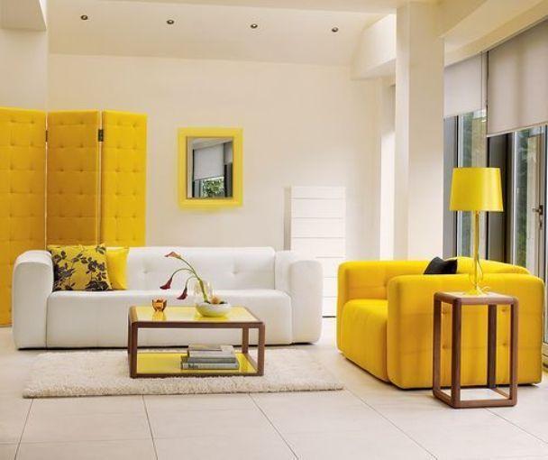 Cores Que Combinam Com Amarelo