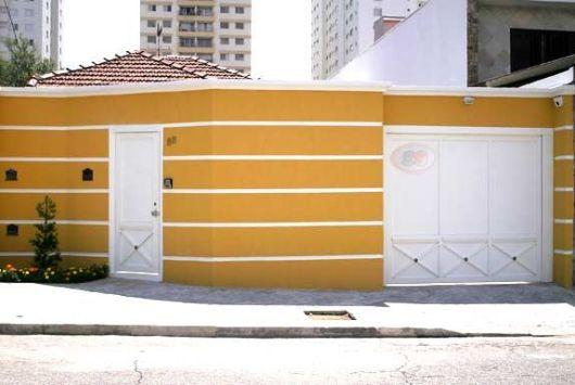 Cores Para Muro amarelo