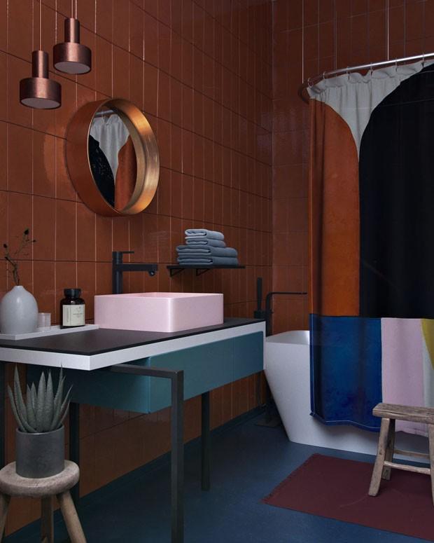 banheiro Terracota