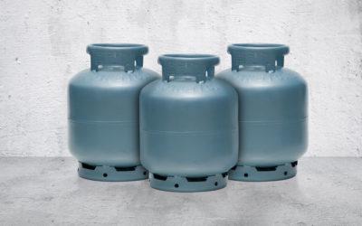 Preço do Botijão de Gás Vazio