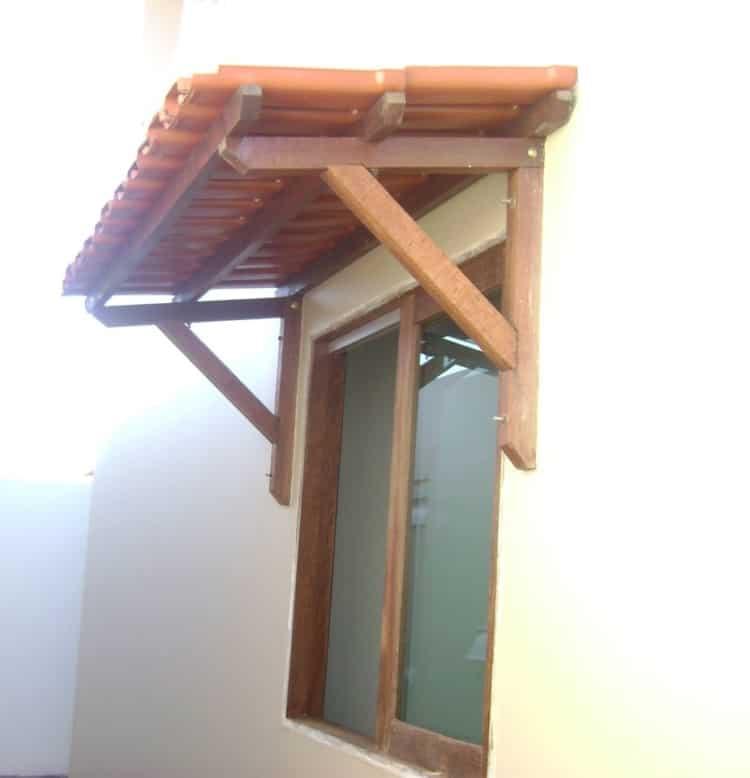 Mão Francesa Para telhado